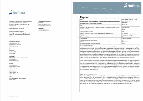 Rapport page 1